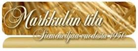 Markkulan tila Siemenviljaa vuodesta 1950